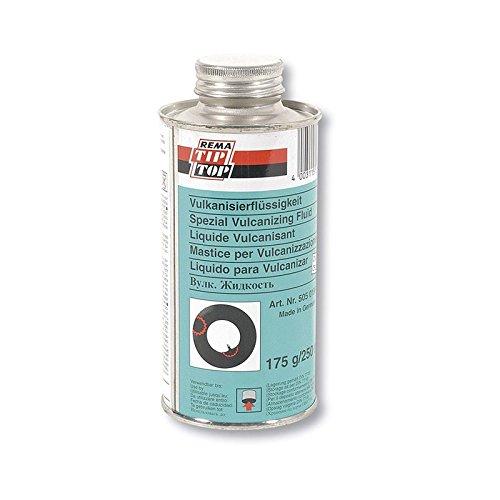TIP-TOP - 33272 : Bote liquido vulcanizante pegamento parches con pincel TIP-TOP 175 gr