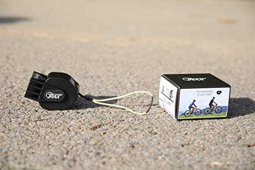 TRAX MTB - Sistema de Remolque para Bicicleta o Bicicleta eléctrica para Adulto, Unisex, Color...*