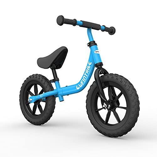 besrey Bici sin Pedales para niño Bicicleta sin Pedales de 2-5 años - Azul*
