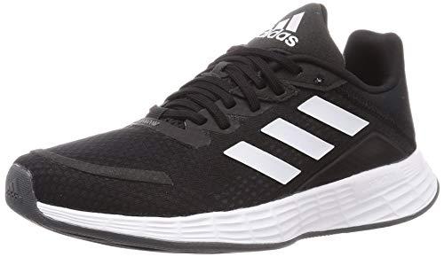 adidas Duramo SL, Sneaker Mujer, Core Black/Footwear White/Grey, 39 1/3 EU*