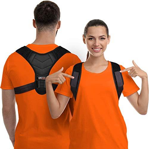 Corrector de Postura para Hombres y Mujeres, Órtesis para Parte Superior de Espalda para Soporte de...*