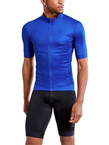Craft Essence Jersey Camiseta de Ciclismo, Burst, S Hombre*