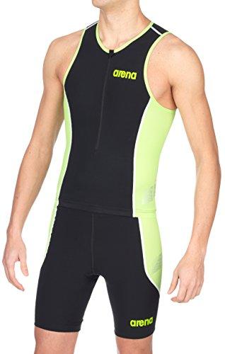 ARENA Schwimmanzug Triathlon Oberteil Powerskin ST Top de Competición, Hombre,...*