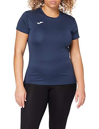 Joma Combi Camisetas Señora, Mujer, Marino, L