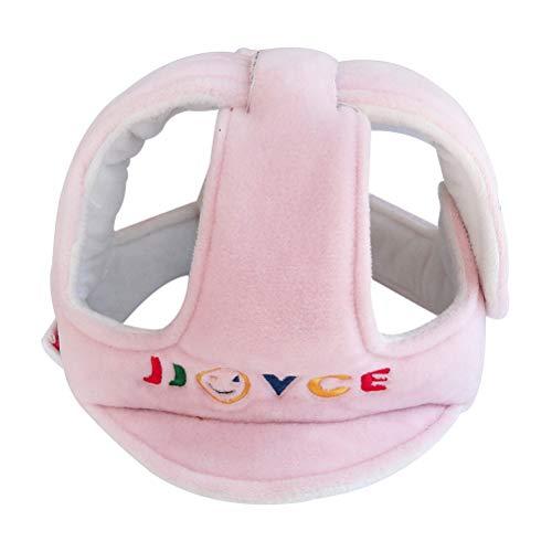 YeahiBaby Casco de seguridad para bebes cómodo y ajustable para proteger cabeza aprender gatear...*