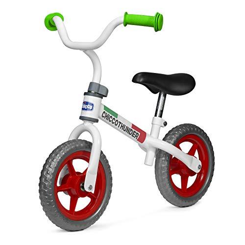 Chicco Chicco Thunder - Bicicleta de Equilibrio para Primera Bicicleta sin Pedales, para niños de 2...*