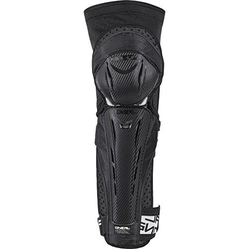 O'Neal | Protectores de Rodilla | BMX Mountainbike Downhill | Carbon Look Plastic Shell, Forma...*