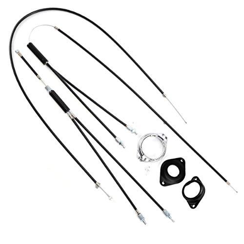 VilLCASE - Cable de freno de bicicleta para bicicleta BMX profesional, cable de freno de mano,...*