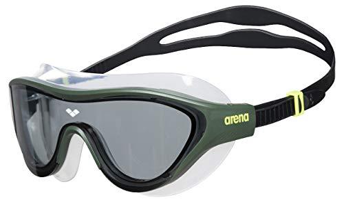 ARENA The One Mask Goggles, Adultos Unisex, Negro, TU*
