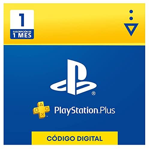 Sony, PlayStation Plus - Suscripción 1 Mes | PS5/PS4/PS3 | Código de descarga PSN - Cuenta...*