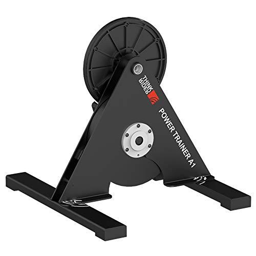 ThinkRider A1 - Transmisión Directa Rodillo de para Bicicleta para Entrenamiento en Interiores...*
