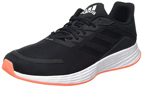 Adidas Duramo SL, Zapatillas Hombre, Black/Grey, 43 1/3 EU
