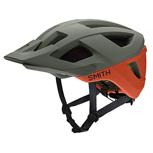 SMITH Session MIPS Casco, Adultos Unisex, Matte Sage Red Rock, Large