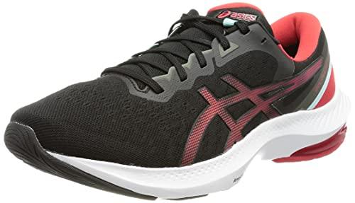 ASICS Gel-Pulse 13, Zapatillas de Running Hombre, Black Electric Red, 43.5 EU