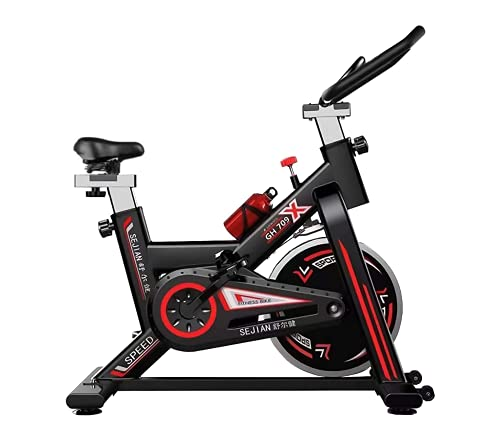 LAZY SPORTS Bicicleta Estatica Spinning, Bici Spinning, Bicicleta Profesional para Uso domestico con...*