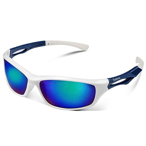Duduma Gafas de Sol Deportivas Polarizadas Para Hombre Perfectas Para Esquiar Golf Correr Ciclismo...*