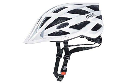 Uvex I-Vo CC Casco de Ciclismo, Unisex Adulto, White Mat, 52-57 cm*