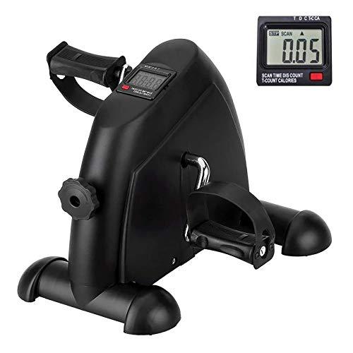Mini Bicicleta Estáticas para Fitness,Pedaleador Estaticos,Máquinas de piernas de Apartamento...*