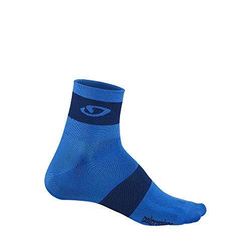 Giro Comp Racer - Calcetines de ciclismo (talla L), color azul*