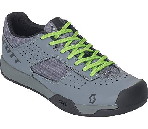 Scott 270601, Zapatillas MTB AR Black/Grey 46.5 Unisex Adulto