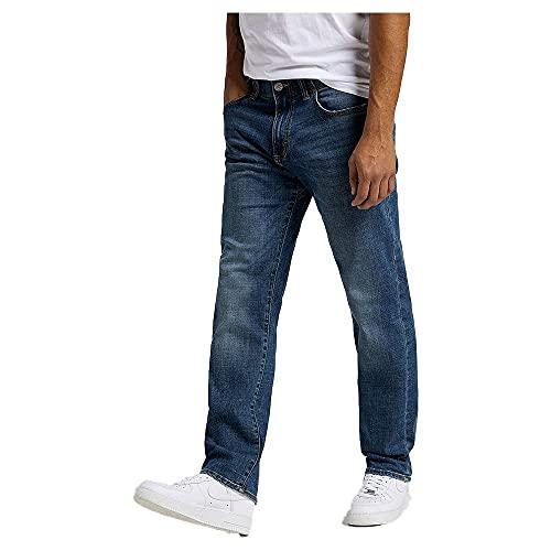 Lee Extreme Motion Slim Jeans, King, 38W x 30L para Hombre