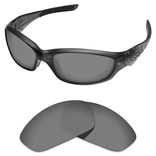 sunglasses restorer Lentes Polarizadas de Recambio Grey para Oakley Straight Jacket 2.0