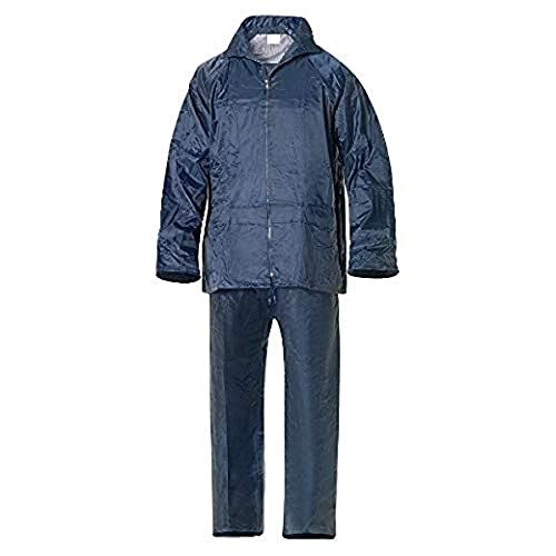 Wolfpack 15010020 Traje Agua, Azul, 8-XL*