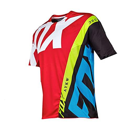 Downhill Jersey Motocross Fox MTB Maglia Enduro Cycling Jersey Men Maillot Ciclismo Hombre Verano...*
