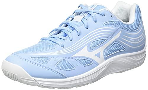 Mizuno Cyclone Speed 3, Zapatillas de vleibol Mujer, Bluebell Blanco Encendido, 40 EU*