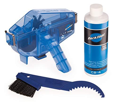 Park Tool Unisex's CG-2.4 - Sistema de limpieza de bandas de cadena Chaingang, azul, uno*