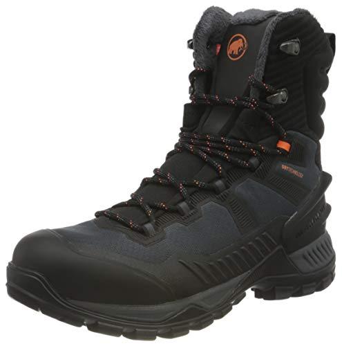 Mammut Blackfin III WP High, Zapatillas para Carreras de montaña Mujer, Black, 36 2/3 EU