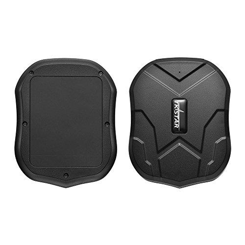 Localizador GPS para Coche, GPS Tracker en Tiempo Real Impermeable Rastreador GPS