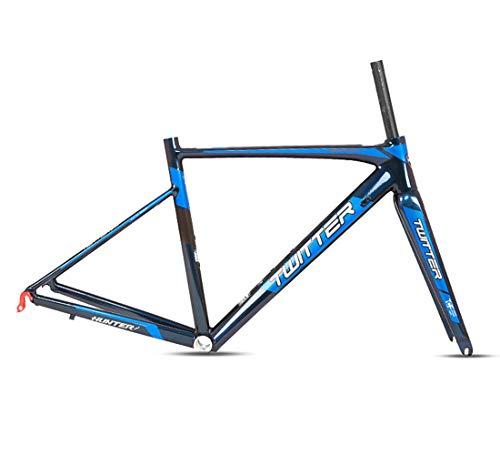 C4 De Aleación De Aluminio De AL7005 Aero 700C Cuadro De Bicicleta De Carretera De Carbono Tenedor...*