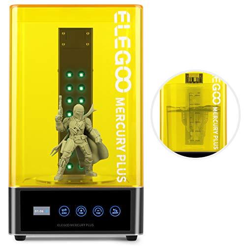 ELEGOO Mercury Plus Máquina de Lavado y Curado 2 en 1 para Mars Photon S Photon Mono LCD/DLP/SLA...*