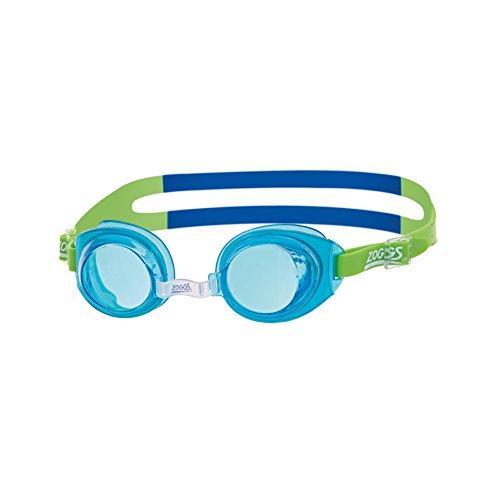 Zoggs Little Ripper Gafas de natación, Bebés Unisex, Aqua/Azul/Tinte, 0-6 Años