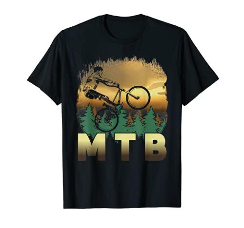 MTB I Bicicleta de descenso I Bicicleta de cross BMX I MTB Camiseta