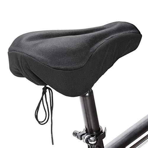 Eono by Amazon - Funda de Asiento de Bicicleta de Gel Ultrasuave Acolchada Antideslizante para...*