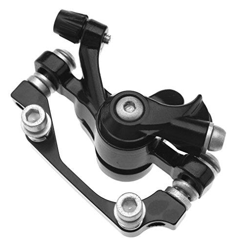 Pinza de freno de disco mecánico para bicicleta de montaña (160 mm)*