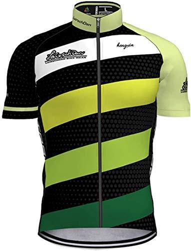 Hengxin Maillot Ciclismo Corto De Verano para Hombre, Ropa Culote Conjunto Traje Culotte Deportivo...*