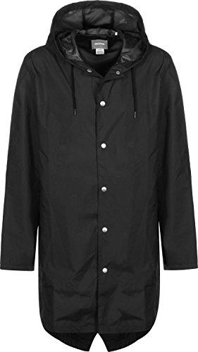 ASICS Bl Long Coach Jacket Chaqueta Deportiva, Negro (Performance Black 001), Medium para Hombre*