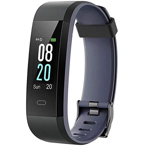 Willful Pulsera Actividad, Pulsera Actividad Inteligente Pantalla Color Reloj con Pulsómetro...*