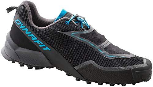 Dynafit Speed MTN, Zapatillas de Trail Running Hombre, Black/Methyl Blue, 39 EU