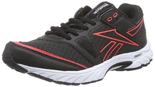 Reebok Triplehall 4.0, Zapatillas de Running Mujer, Negro-Schwarz (Black/Gravel/Neon Cherry/White),...*
