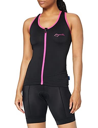 Rogelli - Camiseta de Tirantes para Mujer, Talla XS, Color Multicolor