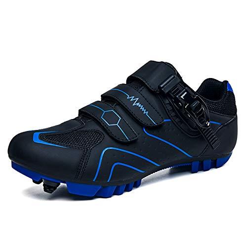 Zapatillas de Ciclismo MTB para Hombres Mujer Zapatillas Ciclismo Carretera Zapatillas de Bicicleta...*