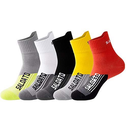 JEPOZRA Calcetines deportivos alcetines Running HombreIdeales para deportes como...*