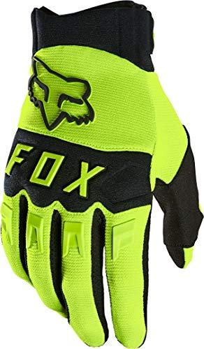 Fox Dirtpaw Glove L, Fluorescent Yellow*