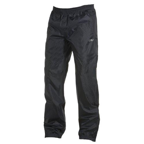 CMP Regenhose - Pantalones de lluvia para hombre, color negro, talla M*