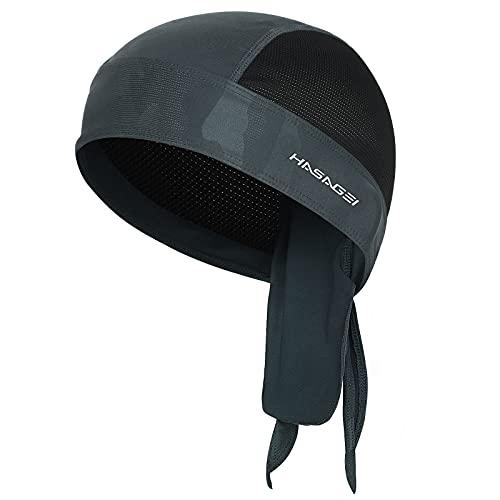 HASAGEI Gorra deportiva, bandana para motoristas, pañuelo para la cabeza, gorro de verano, gorro...*