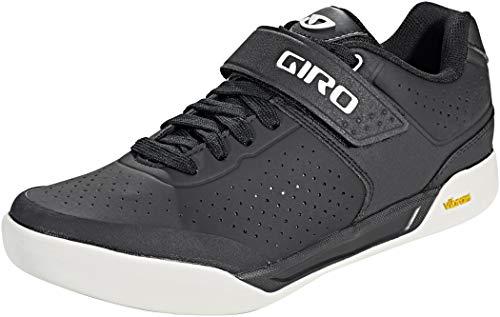 Giro Chamber II - Zapatillas de Ciclismo para Mujer, Unisex niños, MTB Downhill/Freeride MTB Enduro Zapatillas, Gwin Black White, 35 EU